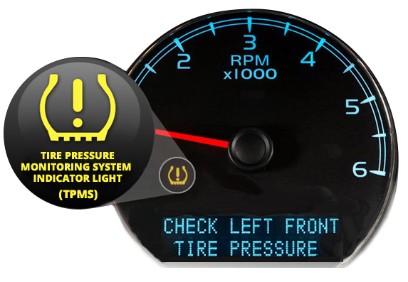 Low Tire Pressure And Cold Weather Frameriteauto